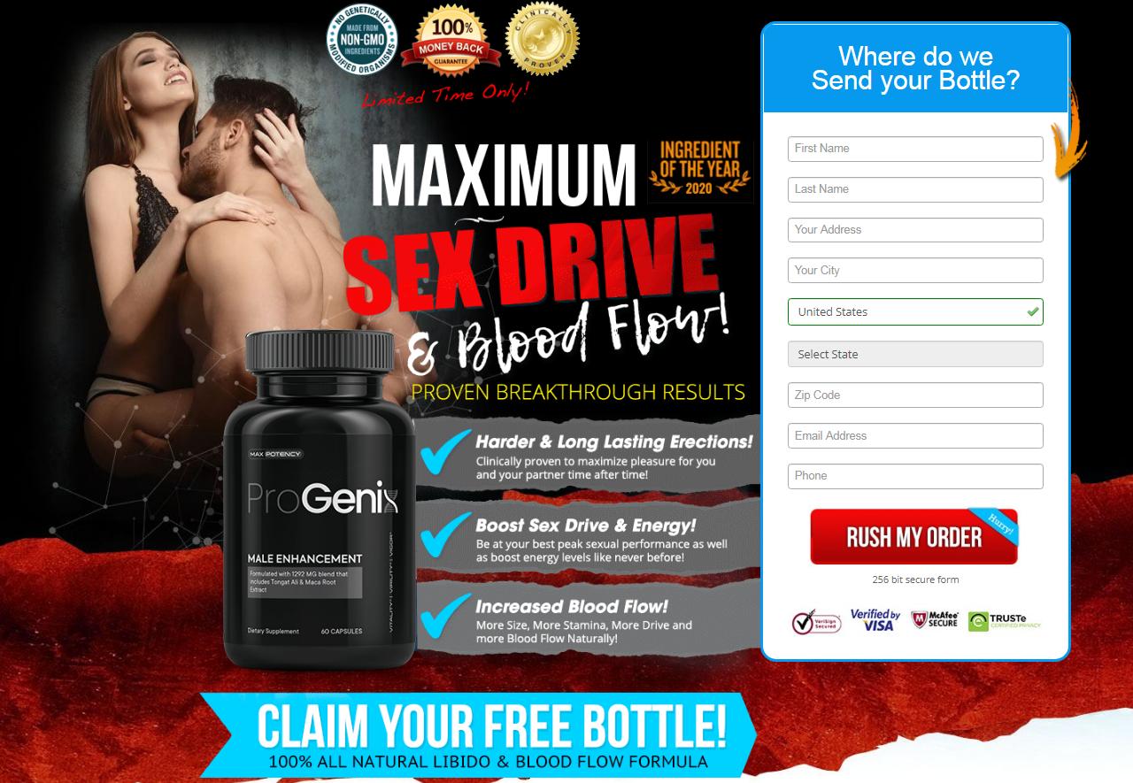 "ProGenix Reviews® ""100% Legit ProGenix Male Enhancement"" Price?"