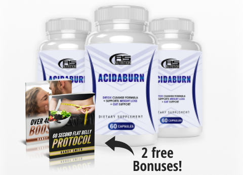 Acidaburn Reviews 2021 :Guide: [Scam or Hoax] Does Its Really Works?