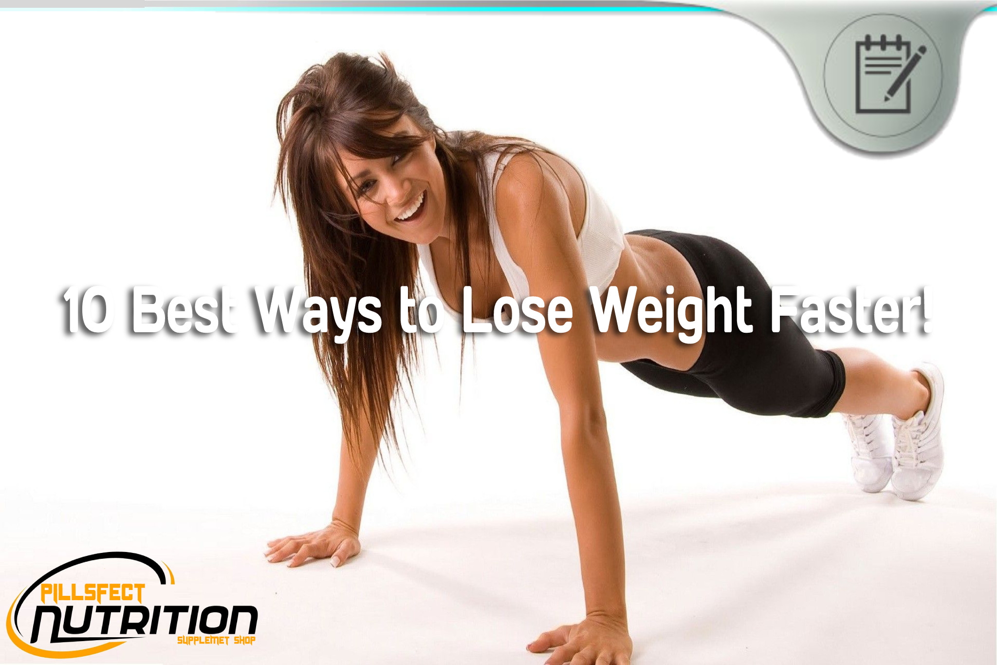 How to Lose Weight Fast Naturally - 10 Best Ways to Lose Weight Faster!