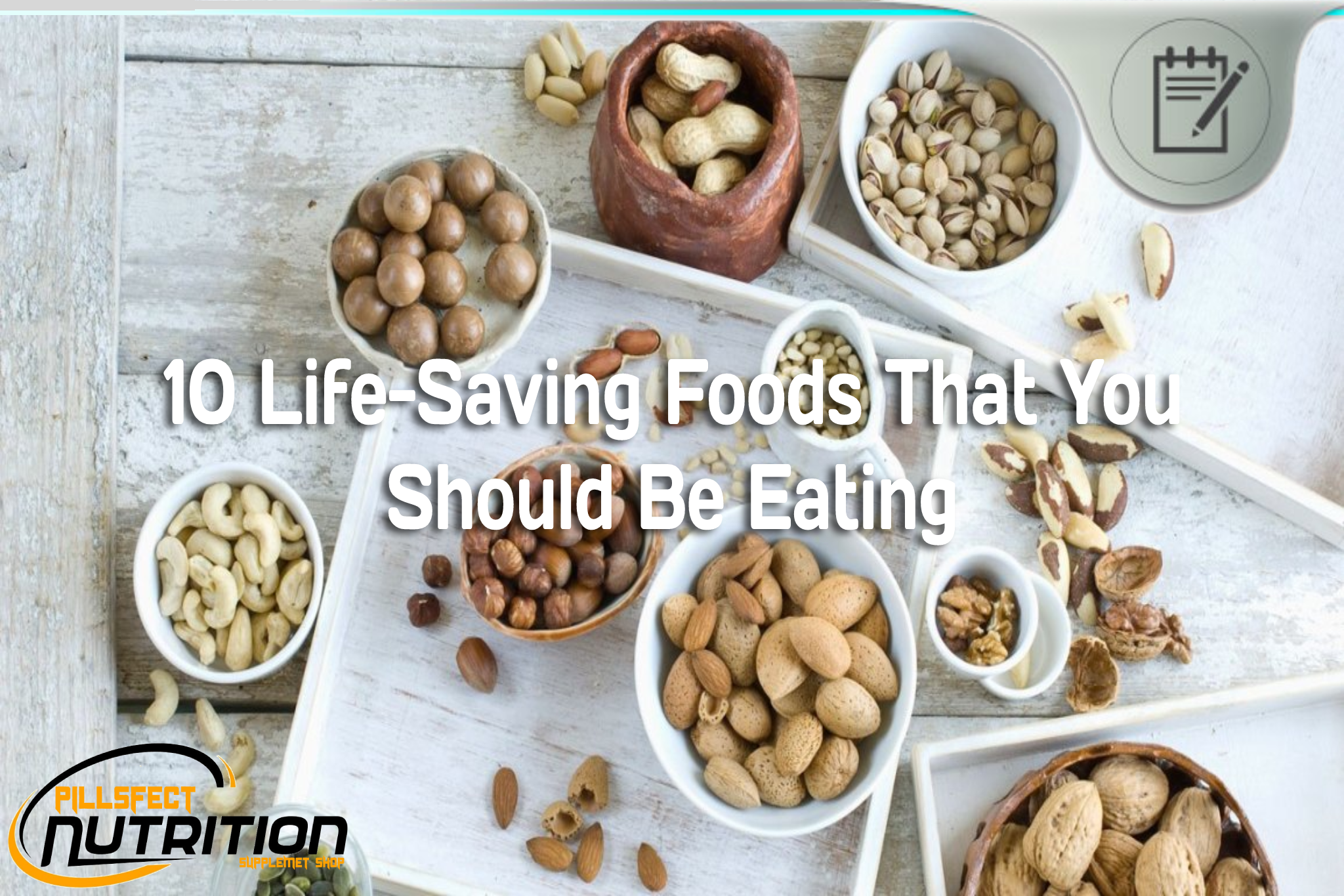 10 Life-Saving Foods That You Should Be Eating - Top 10 Eating Foods!