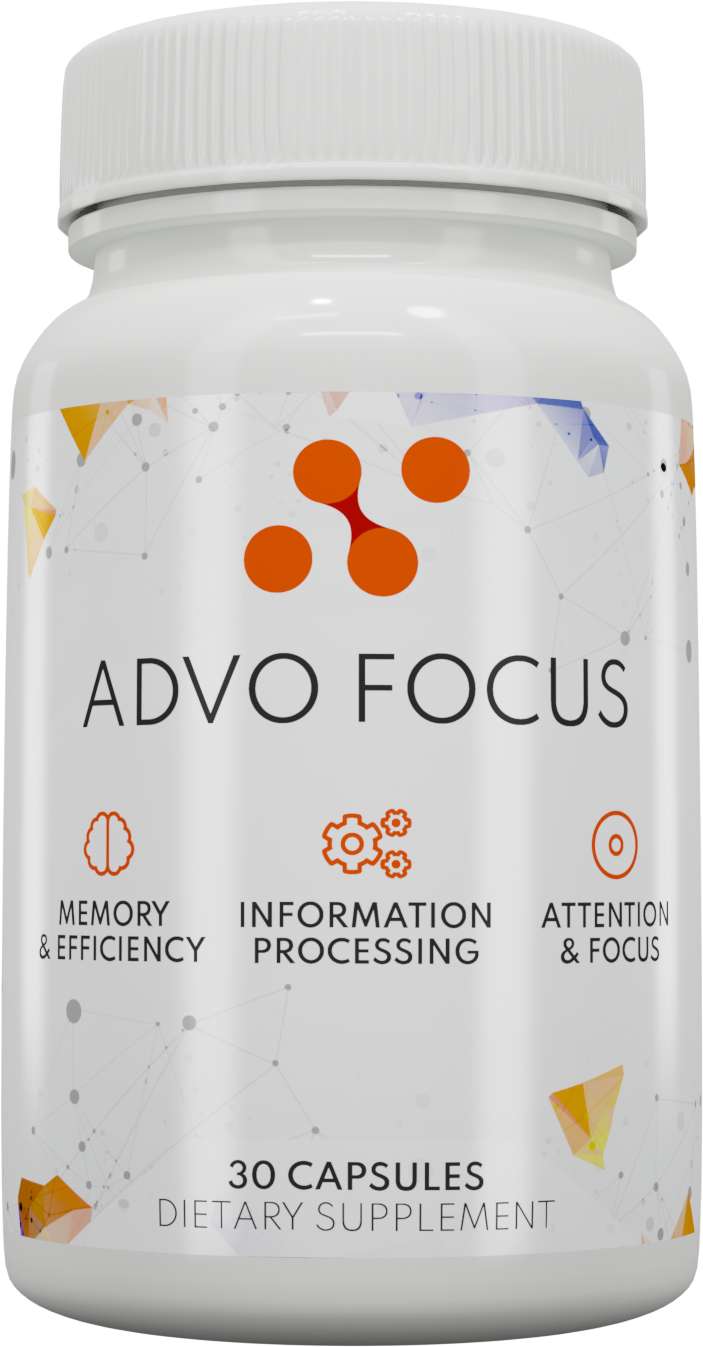 Advo Focus Brain Booster [New 2021] Advo Focus Revolutionary Clinically!