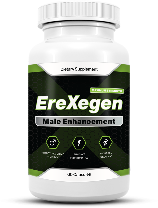 Erexegen Male Enhancement (UPDATE 2021) Price, Scam, Ingredients?