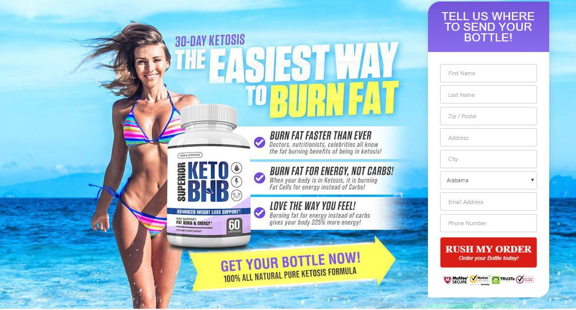 "Superior Life Keto BHB® (Modify 2021) ""Pros & Cons"" Where to Buy?"
