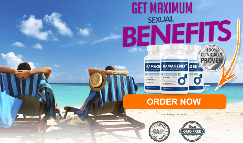 Kamagenix Male Enhancement® *100% Legit Formula* Scam & Legit?
