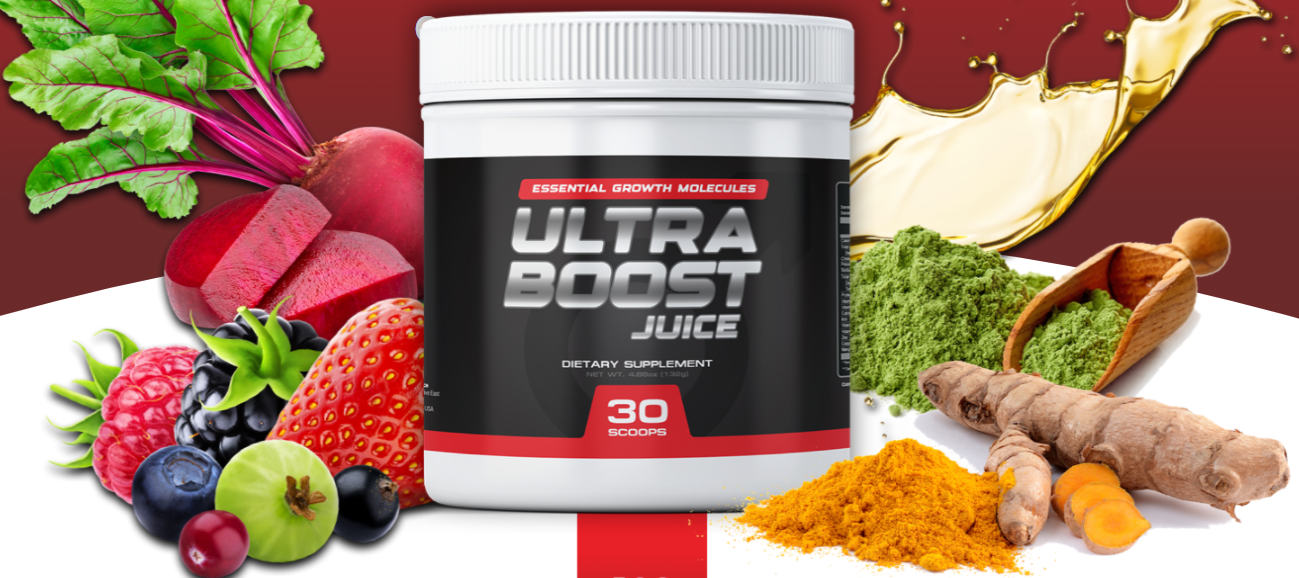 Ultra Boost Juice Male Enhancement {Upgrade 2021} Scam, Reviews?