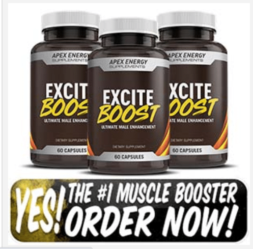 """Excite Boost Male Enhancement® """"Modify 2021"""" Price, Scam, Reviews?"""