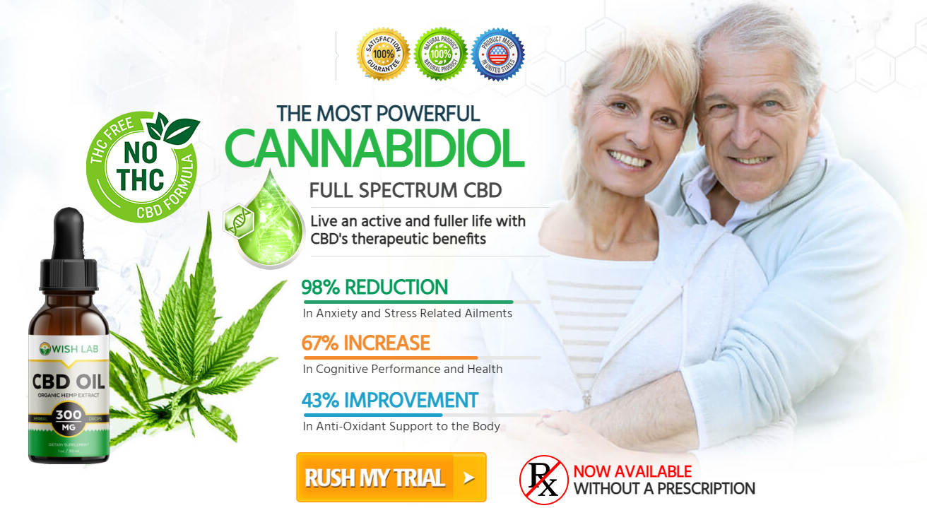 Wish Lab CBD Oil® | Shark Tank (UPDATE 2021) Does Its Really Works?