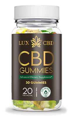 """Lux CBD Gummies Reviews """"Pros & Cons"""" Does Its Really Works?"""