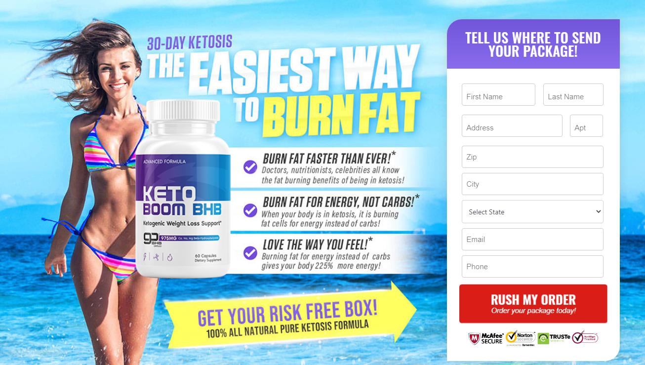 Keto Boom BHB Diet (UPDATE 2021) Benefits, Side Effects, Reviews?