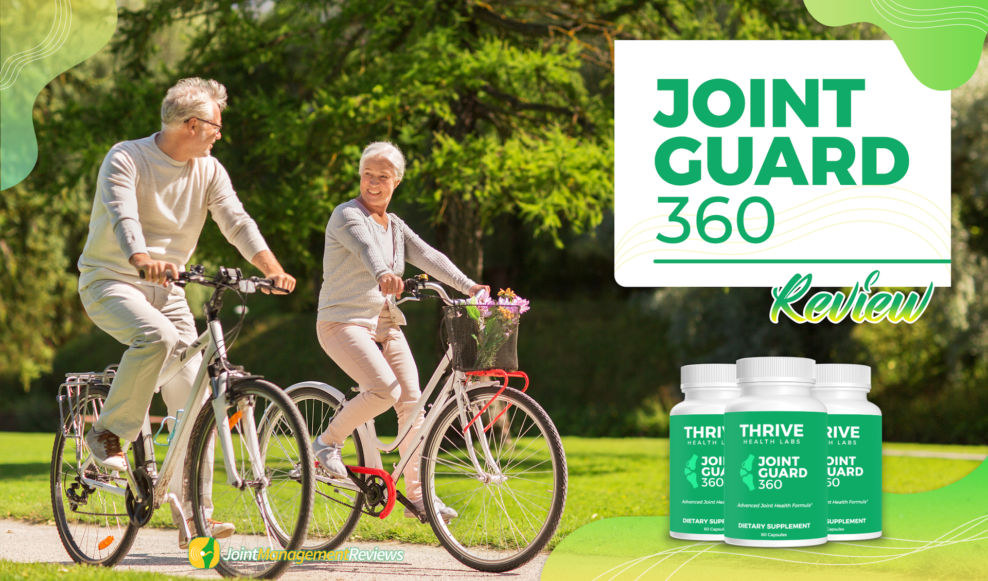 Joint Guard 360 Reviews (SHARK TANK INGREDIENTS) Its Really Works?