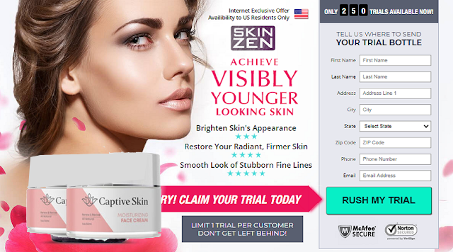"Captive Skin ""2021"" 100% Legit Captive Skin Moisturizing Face Cream?"