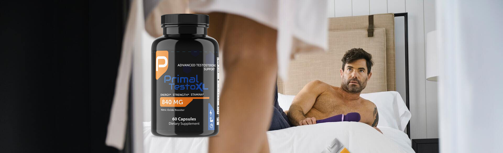 Primal TestoXL : (2021) Obvious Scam or Safe Sexual Performance?