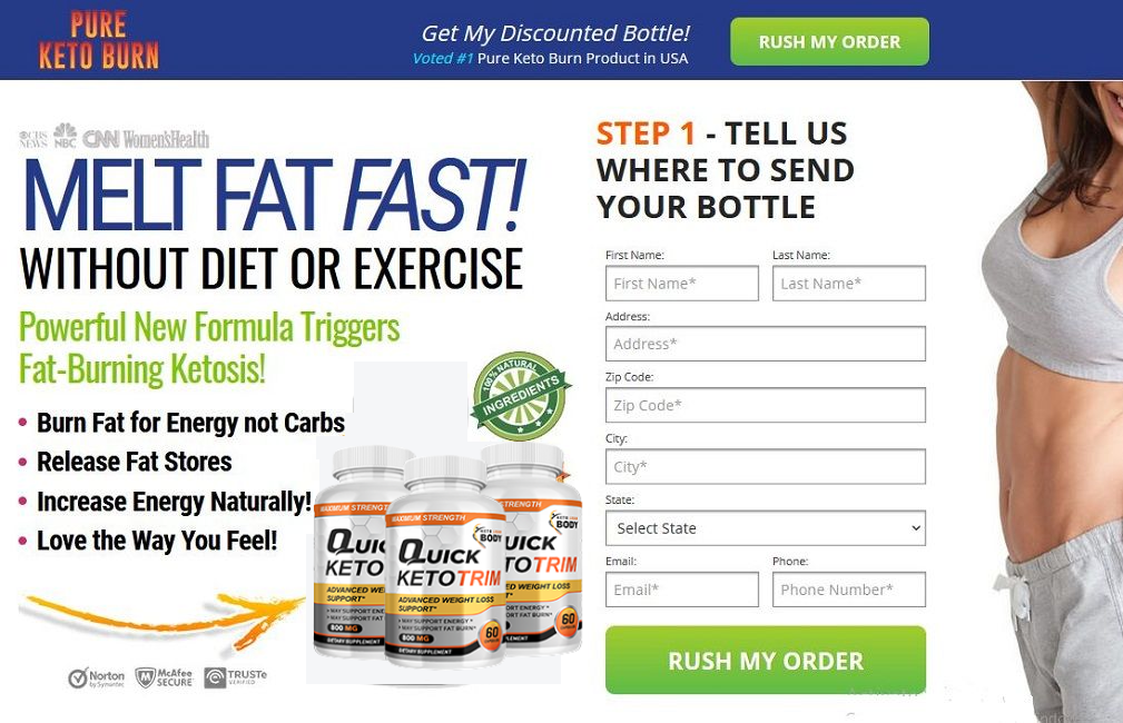 Quick Keto Trim : Does It Work? (What They Won't Tell You)