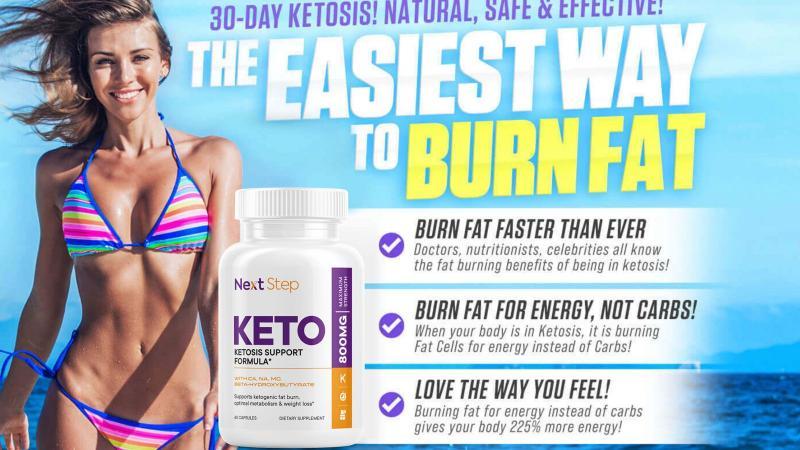 Next Step Keto - Benefits, Scam, Ingredients, Benefits, Reviews?