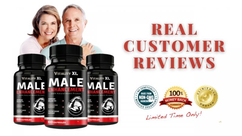 Vitality XL Male Enhancement *World #1 Me Pills* Does Its Really Works?